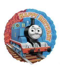 Anagram Thomas & Friends Foil Balloon Happy Birthday Tank Engine