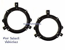 Speaker Adapter Plates for some Dodge Avenger Dakota Durango Neon Stratus etc