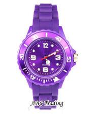 Men's Gents Ladies Women's Children's Kid's Silicon/Rubber Wrist Watch-2000+SOLD