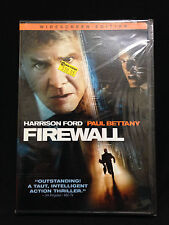 Firewall (DVD, 2006) Widescreen, Harrison Ford, Paul Bettanny, NEW SEALED DVD!