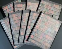 Germany Empire Bavaria Weimar Third Reich Allied Occupation 600+ Stamps used