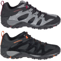 MERRELL Alverstone Outdoor Hiking Trekking Athletic Trainers Shoes Mens All Size