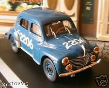 RENAULT 4CV MILLE MIGLIA TYPE R1063 1954 ELIGOR ITALIA