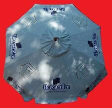 HOEGAARDEN BELGIAN WHITE ALE BEER PATIO UMBRELLA MARKET STYLE NEW HUGE