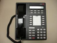 One Refurbished Merlin Legend MLX-10DP Black Phone  (Avaya Lucent MLX 10DP)