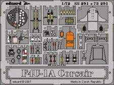 Eduard zoom SS291 1/72 tamiya F4U-1A corsair