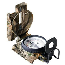 CAMMENGA MILITARY REAL TREE CAMO TRITIUM COMPASS 3HRT CAMOUFLAGE HUNTING CAMP