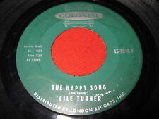 CILE TURNER - ROCK OLDIES 45 - THE HAPPY SONG / THE WINDS CALL IT HOME  COLONIAL
