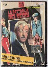 LA BATTAGLIA DEI SESSI-PETER SELLERS-SIGILLATO
