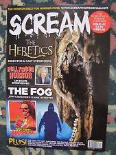 Scream 42 Uncirculated  The Fog & The Heretics