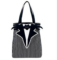 Disney Jack Skellington Tuxedo Tote Bag The Nightmare Before Christmas NWT GIFT