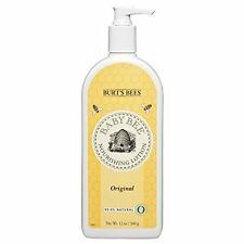 Burt's Bees Baby Bee Nourishing Lotion Original 12 oz Lotion