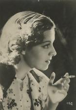 Lisette Lanvin Vintage silver print Tirage argentique  9x12  Circa 1935