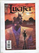 LUCIFER #5 (9.2) THE HOUSE OF WINDOWLESS ROOMS: PART ONE!