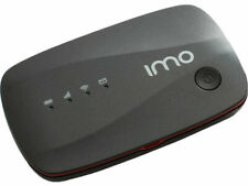 IMO GO - VERVE CONNECT -4G - LTE - Black -Mobile WiFi Hotspot - LOCKED TO VIRGIN