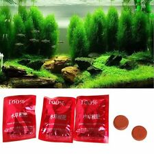 36pc/Box Aquarium Fish Tank Aquatic Cylinder Water Plant Root Fertilizer Tablets