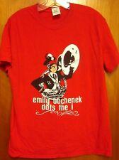 OHIO STATE UNIVERSITY Band med T shirt Emily Bochenek Dots I tee 2013 sousaphone