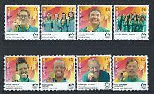 AUSTRALIA 2016 RIO OLYMPICS SET OF 8 UNMOUNTED MINT, MNH