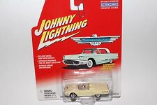 Johnny Lightning 1962 Thunderbird Sports Roadster, Die Cast Metal Vehicle