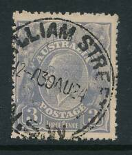 NEW SOUTH WALES, postmark WILLAM STREET