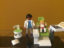 Playmobil City Life Dentist Cahir 6662 Preowned