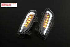 Prius v / α / + LED Corner Lamp Indicator  Lights Turn Signal New Light Bar