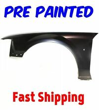 New PRE PAINTED Driver LH Fender for 1999-2004 Ford Mustang w Free Touch up