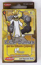 KILLER BUNNIES ULTIMATE ODYSSEY LAND EXPANSION CARD DECK C PSYCHIC PENGUINS