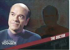 Star Trek Voyager Quotable Starfleets Finest Chase Card F8