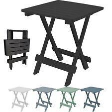 Gartentisch Klapptisch Beistelltisch Campingtisch Balkontisch 50x45x43cm