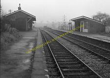 Bollington Railway Station Photo. Macclesfield - Poynton GCR + North Staffs (11)