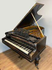 Fantastic Bosendorfer 190 Grand Piano - Black - Delivery