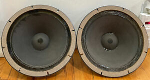 Altec 515B Woofer Speaker For Voice Of Theater A5 A7