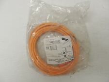 New IFM Ecomat EVT004, 4 pin right angle quick connect cable