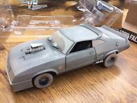 GREENLIGHT 13559 FORD FALCON XB Dirty LAST OF THE V8 INTERCEPTORS Mad Max 1:18th