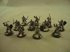 Games Workshop Lord Of The Rings Warriors of Minas Tirith Plastic Figures