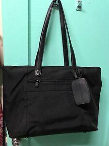 Briggs & Riley Travelware Black  Tote/Carry On/Travel Bag