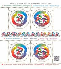 POLEN 2013 Klb Tour de Pologne - Cycling Race(2013; Nr kat.:4469-4470)