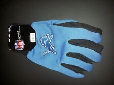 Detroit Lions work gloves