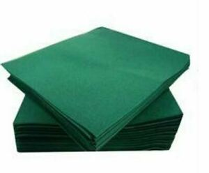 Lunch Napkins 33cm 2 Ply Pack of 25 Serviettes Wedding Party Tableware Catering