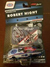 2018 Lionel 1:64 NHRA Autographed Robert Height  AAA Auto Club Camaro