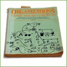 Open university set book organizations: cases, issues, concepts - used