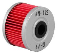 K&N PERFORMANCE OIL FILTER KN-112 FOR HONDA XL600R 1983 - 1988