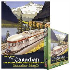 LE CANADIEN/ROGER COUILLARD - eg60000322 - Eurographics Puzzle 1000 pièces