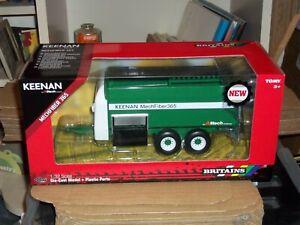 BRITAINS   43197 KEENAN MECH FIBER 365 FEEDER WAGON         NEW BOXED