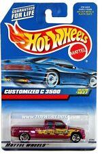 1999 Hot Wheels #1027 Customized C3500
