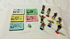 Replacement Disney Channel Edition Monopoly Junior Parts Money Pawns Dice
