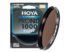 Hoya 49 mm / 49mm NDx1000 / ND1000 PROND Filter - NEW