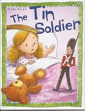 THE TIN SOLDIER, SARA FINDS EMILY, SAM'S EARTHQUAKE toy Stories Childrens  Book