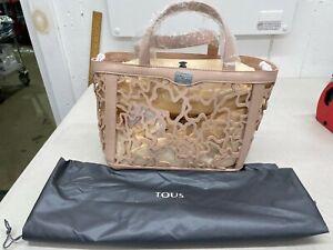 Tous Kaos Shock Tote Bag - Pink